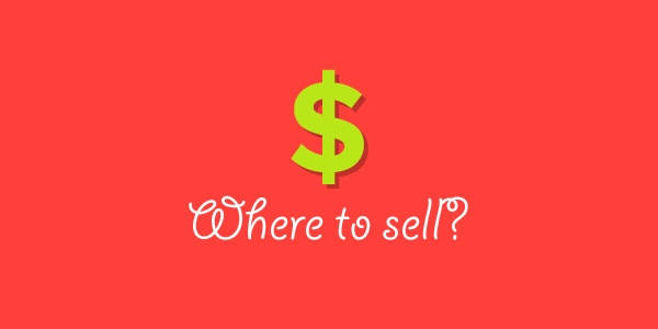 10 more most popular places to sell digital media online for Where can i sell my shirts online